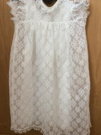 Image 2 of Vintage  christening outfit