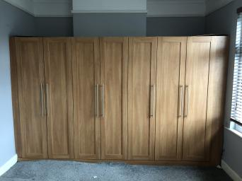 brand new c2dc8 81362 wardrobes - Second Hand Household Furniture, Buy and Sell in ...