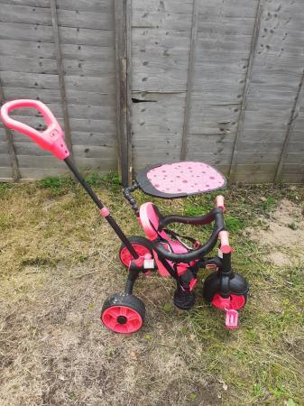 Image 1 of Little Tikes Pink Bike