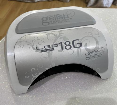 Image 1 of Gelish UV Gel Nail Lamp  £100 no offers