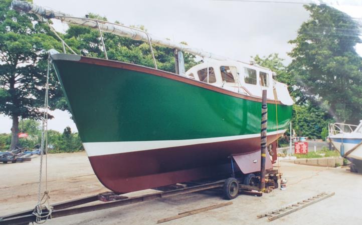 Image 3 of Colvic Watson 28.6ketch Rigged Motor sailor