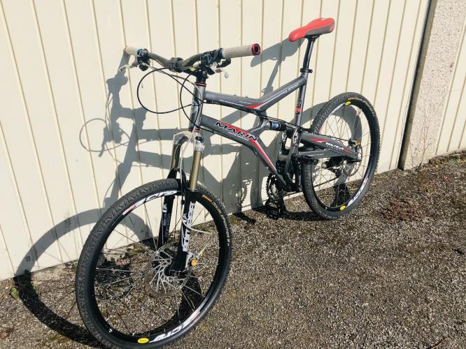 Marin Rock Springs Full Suspension Mountain Bike For Sale In Aberdeen Scotland Preloved