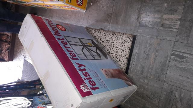 Preview of the first image of Ferret/Chinchilla cage Brand New and Boxed..
