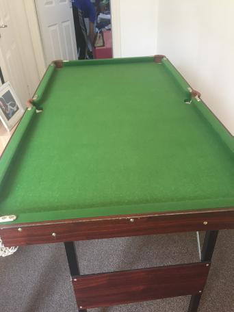 second hand pool tables - Second Hand Snooker and Pool