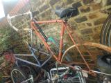 Vintage old school Lambert / Viscount racing bike - £40