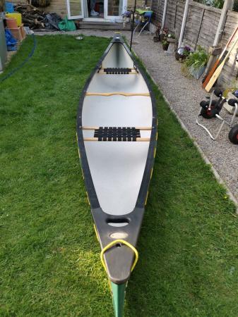 Venture Prospector 16ft Canoe
