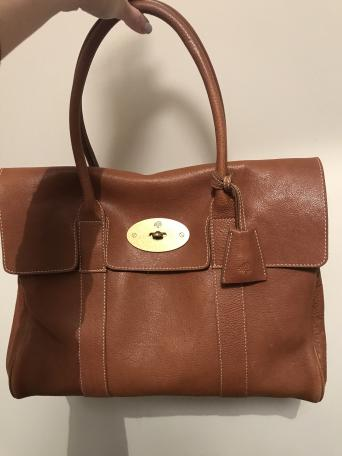 Bayswater Bag Which I Purchased From The In London It S A Tan Colour Great Condition With Slight Wear On Front Corners Other Than That
