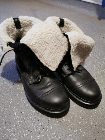 Image 1 of Dr Martens Fold-Down Boots