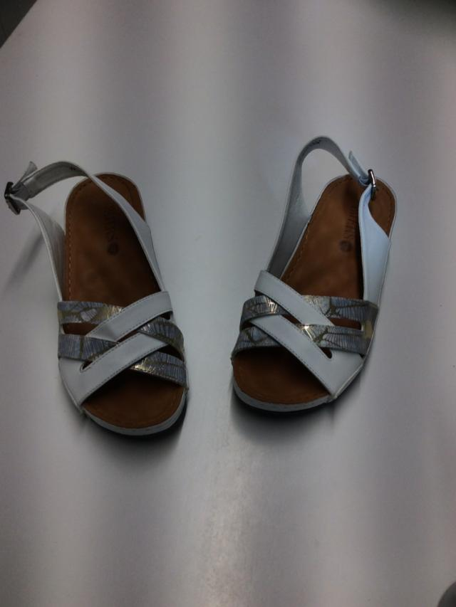 Preview of the first image of PAVERS LADIES SLING BACKS.