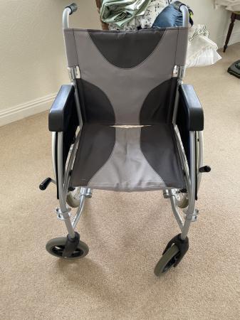 Image 1 of Wheel chair