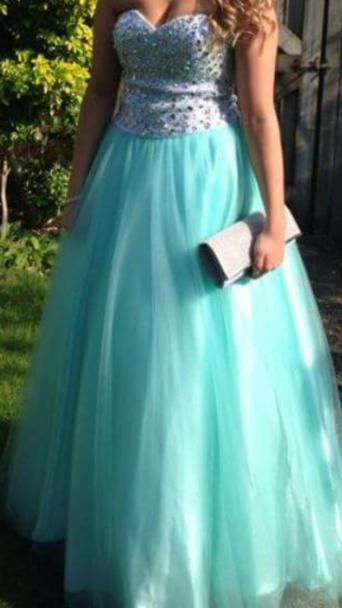 Nice Second Hand Prom Dresses For Sale Embellishment - Wedding ...