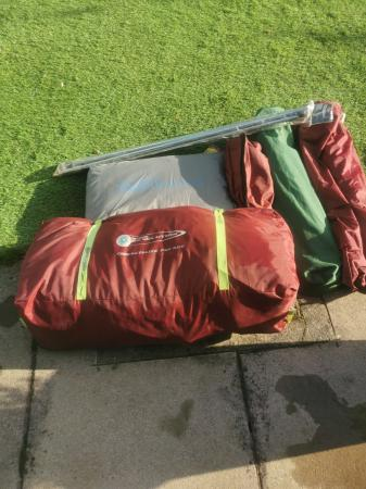 CARAVAN 325 PORCH AWNING + INNER TENT. For Sale in ...