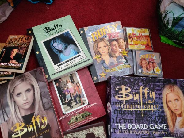 Image 4 of Buffy the Vampire Slayer Collection bundle