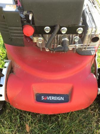 Image 3 of Petrol Lawn Mower Self Propelled