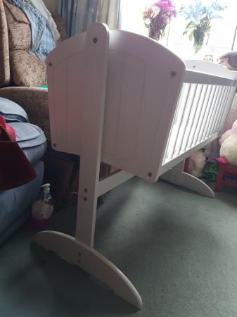 Image 2 of Swinging Crib