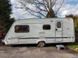 4 Berth 2006 Sterling Vitesse inc Awning BN Carpets & Extras - £5,499