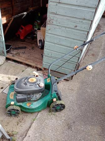 Image 1 of petrol mower