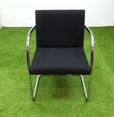 Image 2 of Original Knoll Brno Meeting Chair cheap London Essex