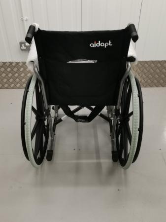 Image 5 of **Brand new** self propel wheelchair** brand aidapt**