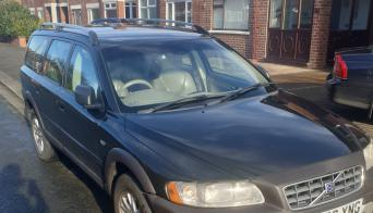 2006 volvo cross country mileage