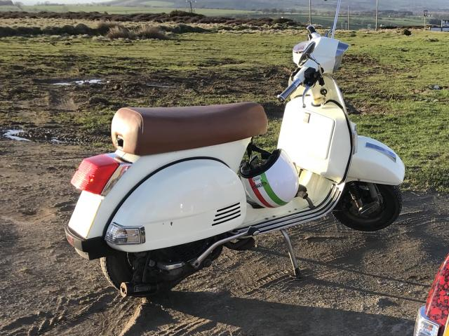 LML star 125cc 4 stroke scooter For Sale in Ruthin, Denbighshire