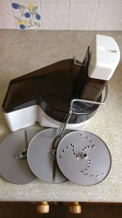 Image 1 of Slicer and Grater Attachment for Kenwood A901 Mixer