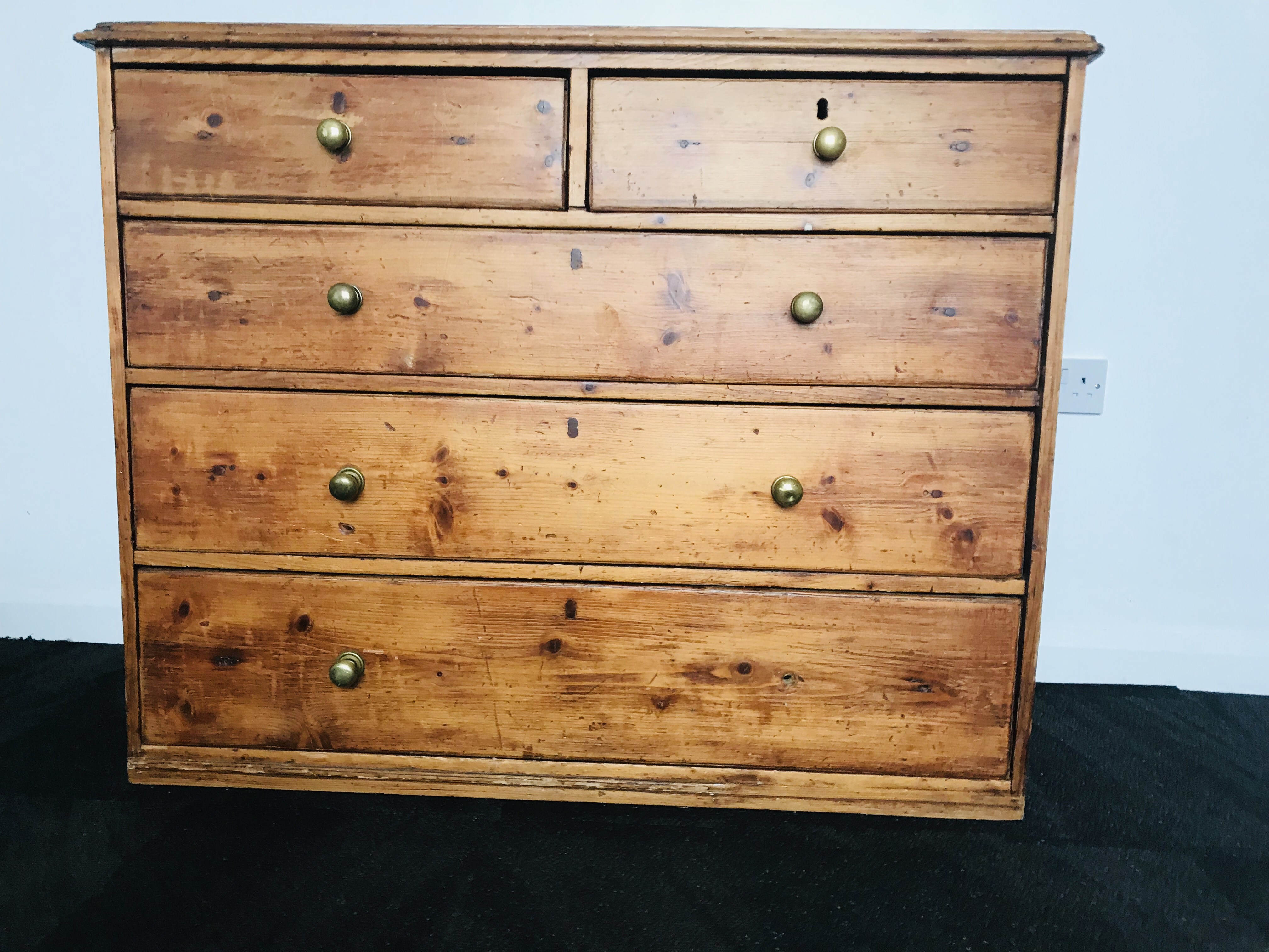 antique pine chest of drawers local classifieds preloved rh preloved co uk