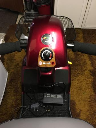 Image 3 of Rascal Mobility Scooter