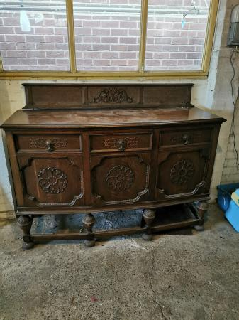 Image 1 of living room cabinet