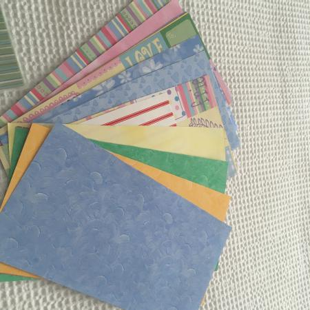 Image 1 of Background papers for craft