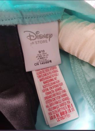 Image 3 of Anna dress Frozen costume 9-10years like NEW