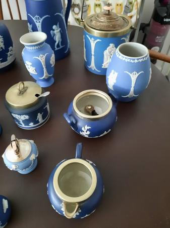 Image 2 of assorted jasperware collection