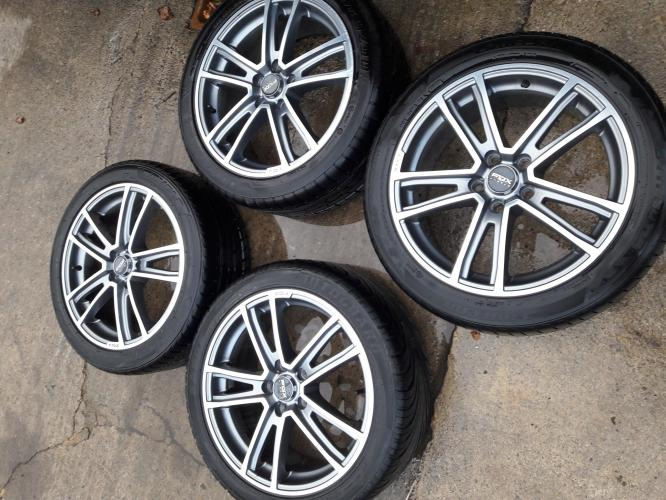 Ford 16 5x108 Alloys Tyres Focus Mondeo Connect Galaxy