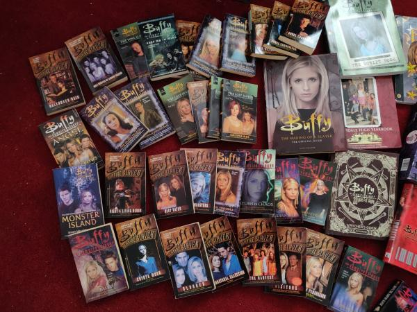 Image 2 of Buffy the Vampire Slayer Collection bundle