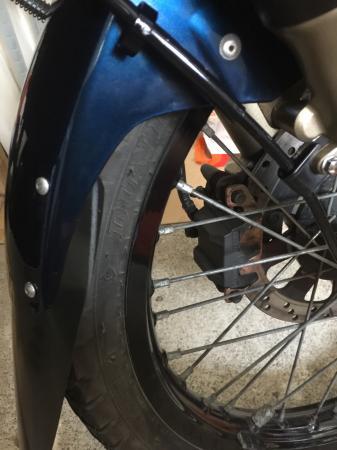 Image 16 of Kawasaki kle 500 b6