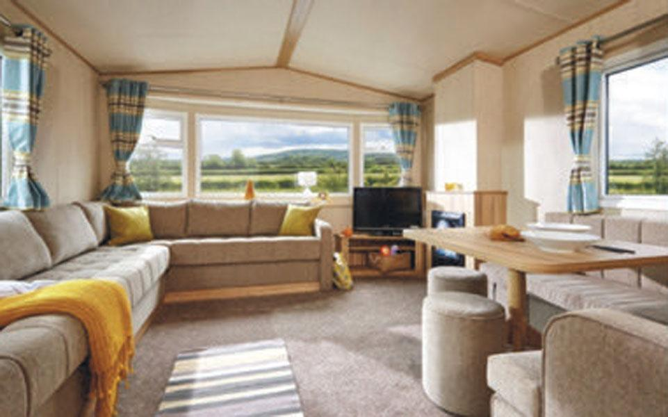 STATIC CARAVAN SITED AT NEW PINES, PRESTATYN, used for sale  Manchester
