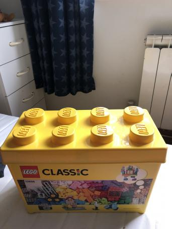 box of lego - Second Hand Toys and Games, Buy and Sell