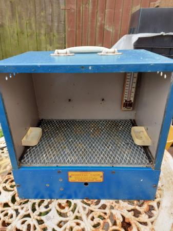 Image 2 of bird hospital cage