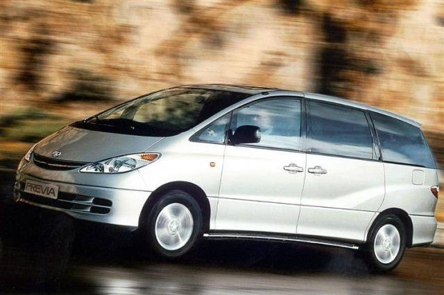 Preview of the first image of Toyota Previa Wanted.