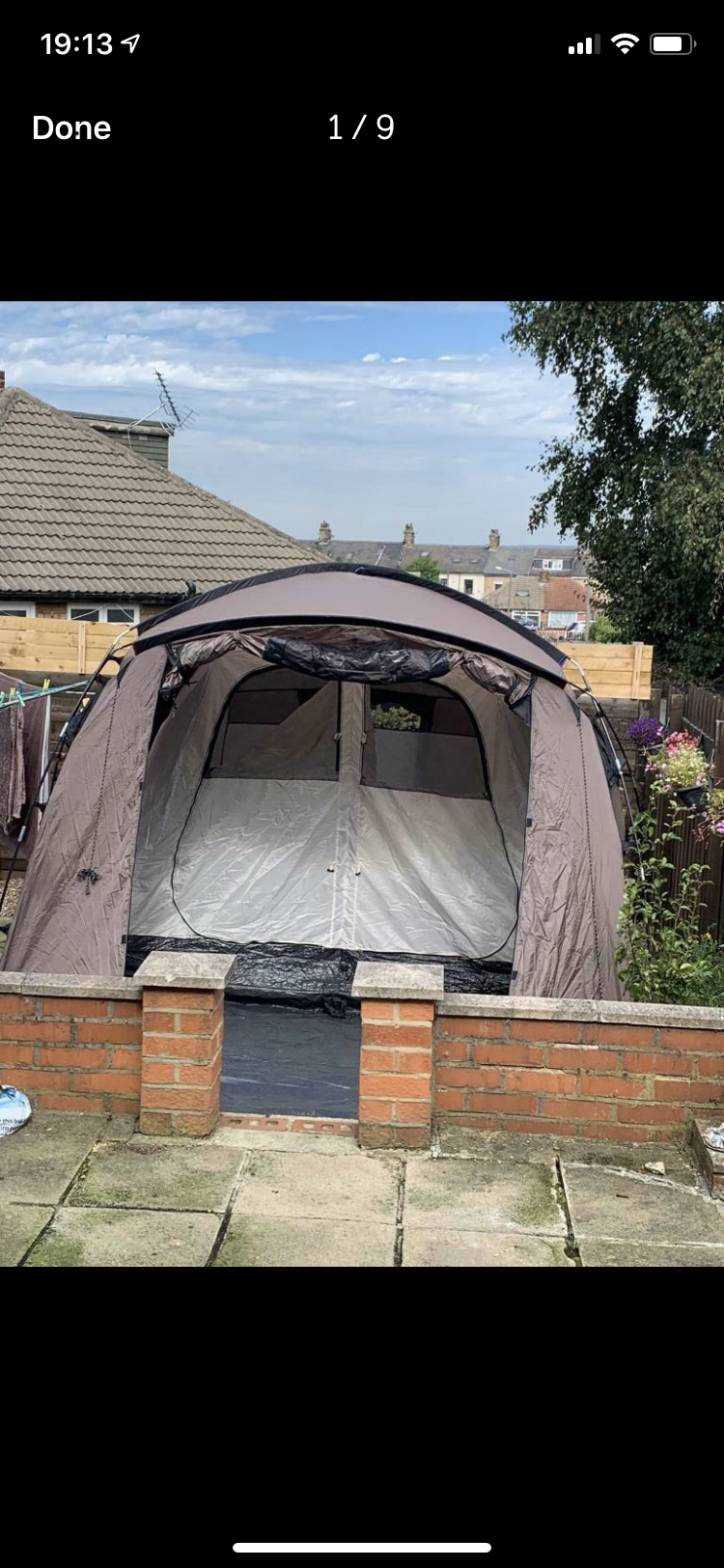 4 Used Tents, Buy and Sell | Preloved