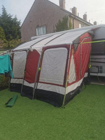 second hand caravan porch awnings - Local Classifieds ...