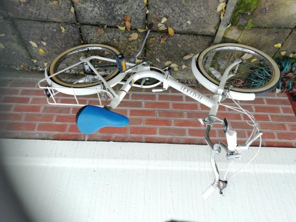 Image 1 of folding bike
