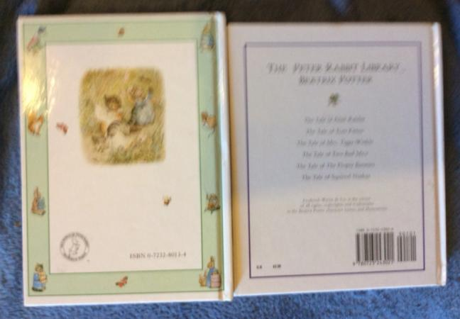 Image 3 of Two Beatrix Potter Story Books