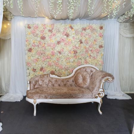Image 2 of Free standing foam boards flowerwall with replacement foams
