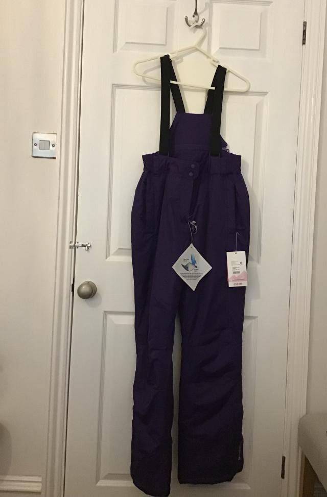 Preview of the first image of Ladies Ski Pants.