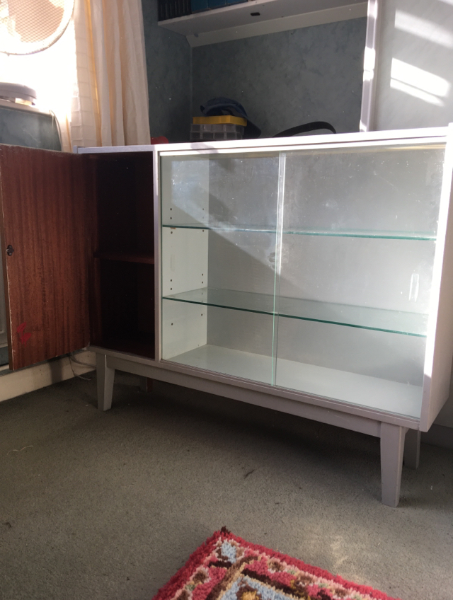 used glass display cabinets second hand household furniture for rh preloved co uk