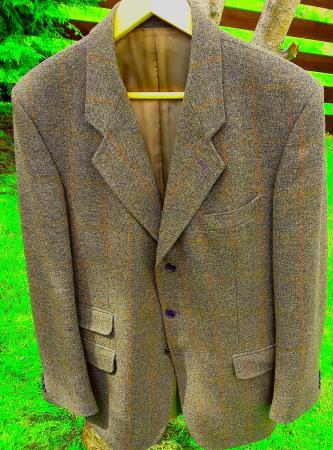 Image 3 of Tweed sports jacket