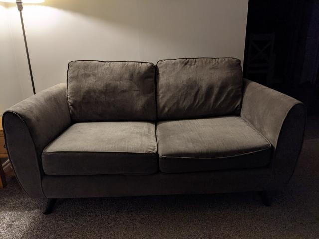 Preview of the first image of 2 seater settee.