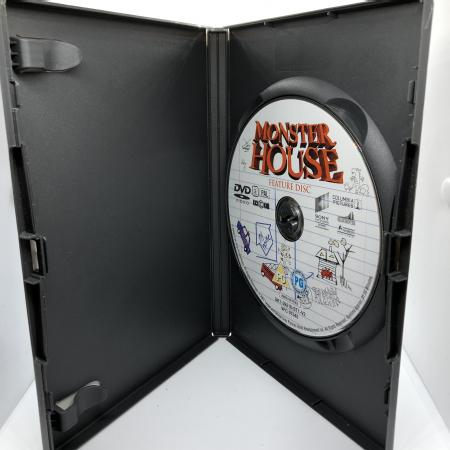 Image 2 of MONSTER HOUSE DVD 2007 Classification PG