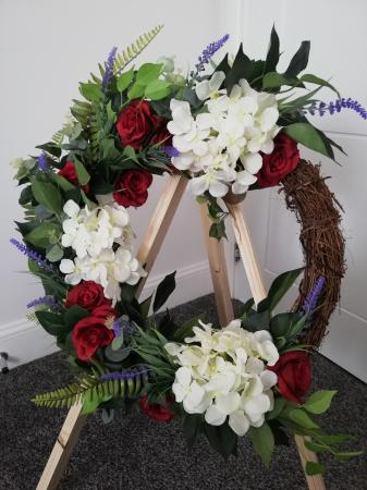 Image 3 of Artificial Wreath